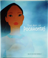 Couverture The art of Pocahontas Editions Disney 1996