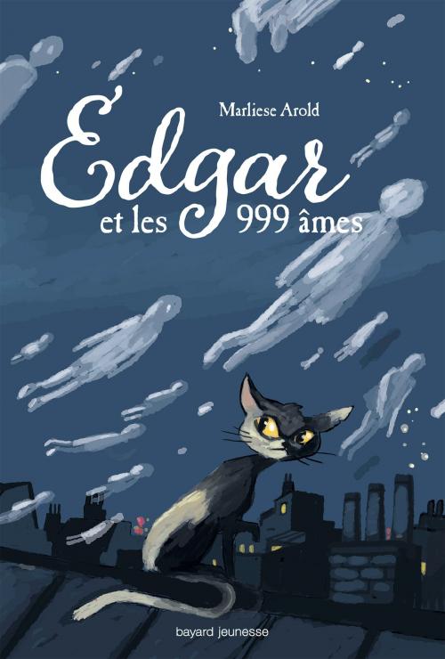 Couverture Edgar et les 999 âmes