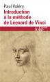 Couverture Introduction à la méthode de Léonard de Vinci Editions Folio  (Essais) 1992