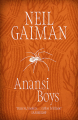 Couverture Anansi boys Editions Headline 2013