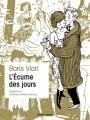 Couverture L'écume des jours (BD) Editions Delcourt (Mirages) 2020