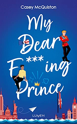 Couverture My Dear F***ing Prince