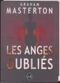 Couverture Les anges oubliés Editions Livr'S 2020