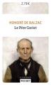 Couverture Le Père Goriot Editions Pocket (Classiques) 2019