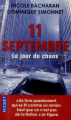 Couverture 11 septembre : Le jour du chaos Editions Pocket 2013