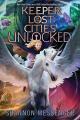 Couverture Gardiens des cités perdues, tome 8.5 : Le Livre des secrets Editions Aladdin 2020