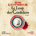 Couverture Le Loup des Cordeliers  Editions Lizzie 2020