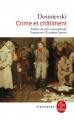 Couverture Crime et châtiment, intégrale Editions Le Livre de Poche (Classiques) 2008