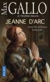 Couverture Jeanne d'Arc : Jeune fille de France brûlée vive Editions Pocket 2014