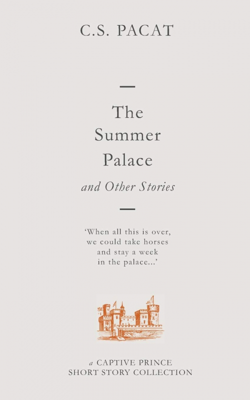 Couverture The Summer Palace and Other Stories: A Captive Prince Short Story Collection