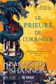 Couverture Le Prieuré de l'Oranger Editions de Saxus (Fantasy) 2019