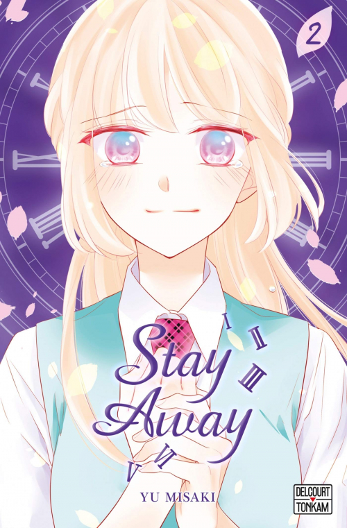 Couverture Stay away, tome 2