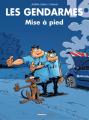 Couverture Les gendarmes, tome 16 : Mise à pied Editions Bamboo 2018