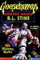Couverture Ne réveillez-pas la momie ! Editions Scholastic 1999