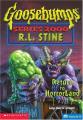 Couverture Retour au parc de l'horreur Editions Scholastic 1999