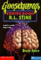Couverture Concentré de cerveau Editions Scholastic 1998