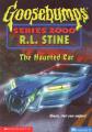 Couverture La voiture hantée Editions Scholastic 1999