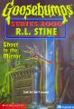 Couverture Le fantôme du miroir Editions Scholastic 2000