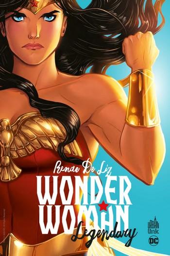 Couverture Wonder Woman Legendary