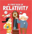 Couverture Pr Albert présente, tome 2 :  La relativité : même pas peur ! Editions Button Books 2019