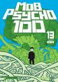 Couverture Mob Psycho 100, tome 13 Editions Kurokawa (Shônen) 2020