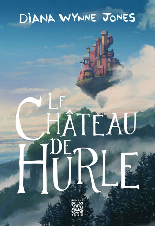 Couverture Le château de Hurle
