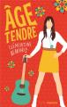 Couverture Âge Tendre Editions Sarbacane 2020