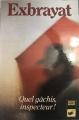 Couverture Quel gâchis, inspecteur ! Editions Librairie des  Champs-Elysées  (Le club des masques) 1984