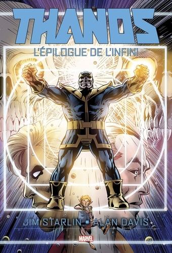 Couverture Thanos : L'épilogue de l'Infini
