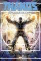 Couverture Thanos : L'épilogue de l'Infini Editions Panini (Marvel Graphic Novels) 2020
