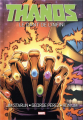 Couverture Thanos : Le Gant de l'Infini Editions Panini (Marvel Graphic Novels) 2019