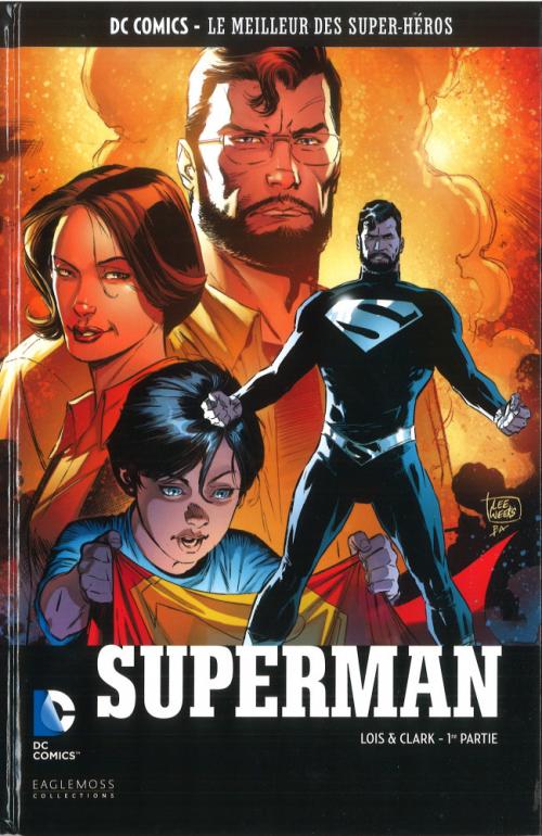 Couverture Superman Lois & Clark : 1ère partie