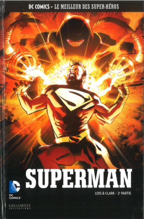 Couverture Superman Lois & Clark : 2ème partie