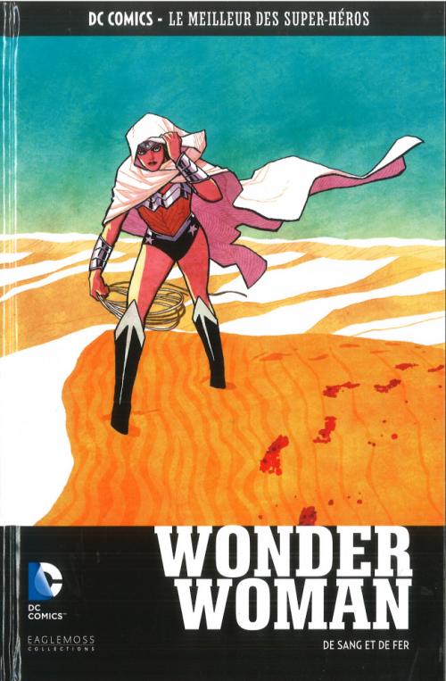 Couverture Wonder Woman (Renaissance), tome 3 : De sang et de fer
