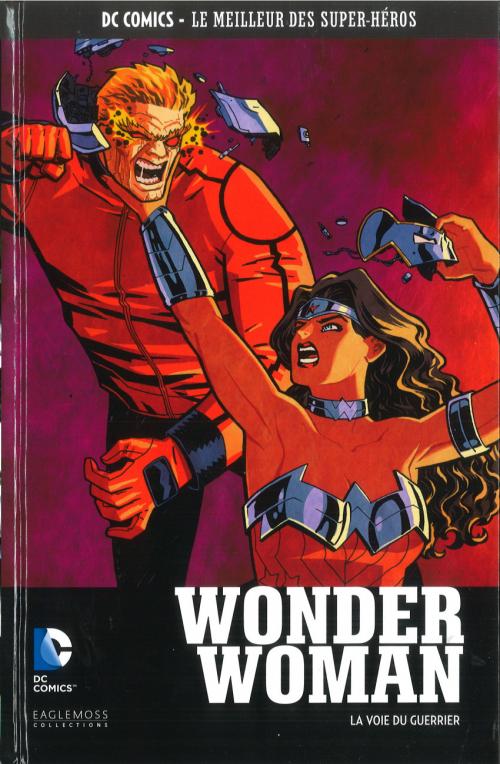 Couverture Wonder Woman (Renaissance), tome 4 : La voie du guerrier
