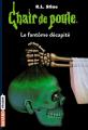 Couverture Le fantôme sans tête / Le fantôme décapité Editions Bayard (Frisson) 2018