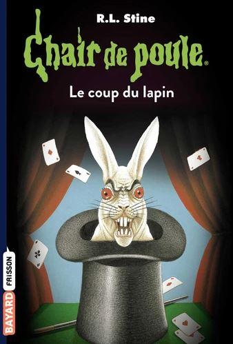 Couverture Le coup du lapin / Un magicien plein de malice