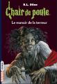 Couverture Le manoir de la terreur Editions Bayard (Frisson) 2018