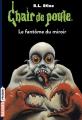 Couverture Le fantôme du miroir Editions Bayard (Frisson) 2018