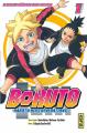 Couverture Boruto : Naruto next generations (Roman), tome 1 Editions Kana 2018