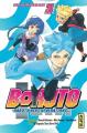 Couverture Boruto : Naruto next generations (Roman), tome 3 Editions Kana 2019