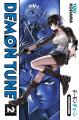 Couverture Demon Tune, tome 2 Editions Kurokawa (Shônen) 2020
