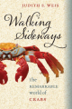 Couverture Walking Sideways: The Remarkable World of Crabs  Editions Cornell University Press 2012