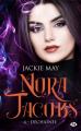 Couverture Nora Jacobs, tome 4 : Déchaînée Editions Milady (Bit-lit) 2020