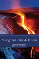 Couverture Voyage au centre de la terre Editions Litterature audio.com 2007