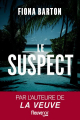 Couverture Le suspect Editions 12-21 2020