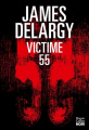 Couverture Victime 55 Editions HarperCollins 2020