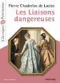 Couverture Les Liaisons dangereuses Editions Magnard (Classiques & Patrimoine) 2019
