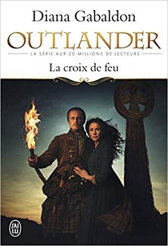Couverture Outlander (J'ai lu, intégrale), tome 05 : La croix de feu