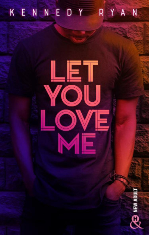 Couverture Let you love me